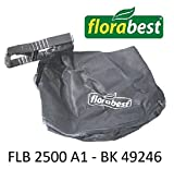 Florabest Laubsauger Fangsack mit Halterung FLB 2500 A1 BK 49246 Lidl Florabest